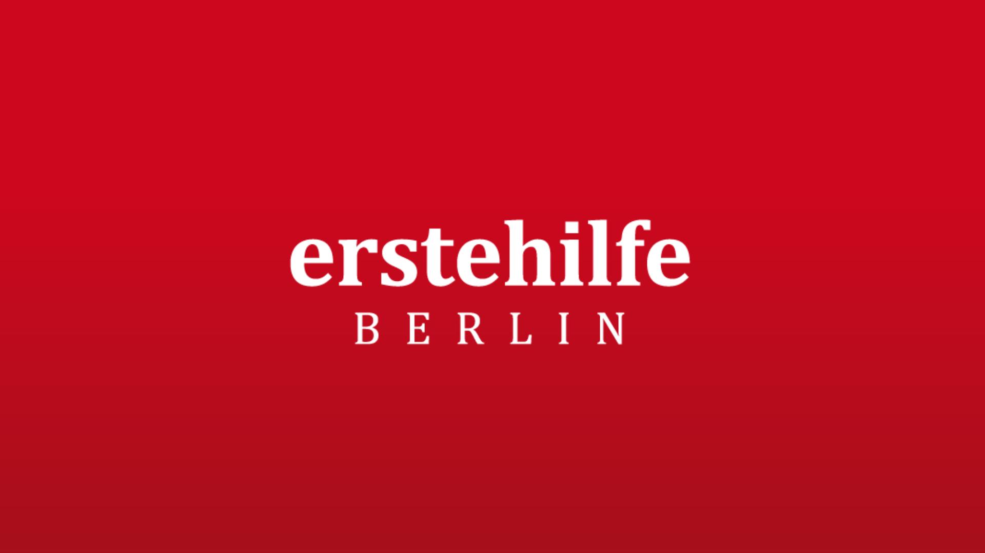 Erste Hilfe Berlin